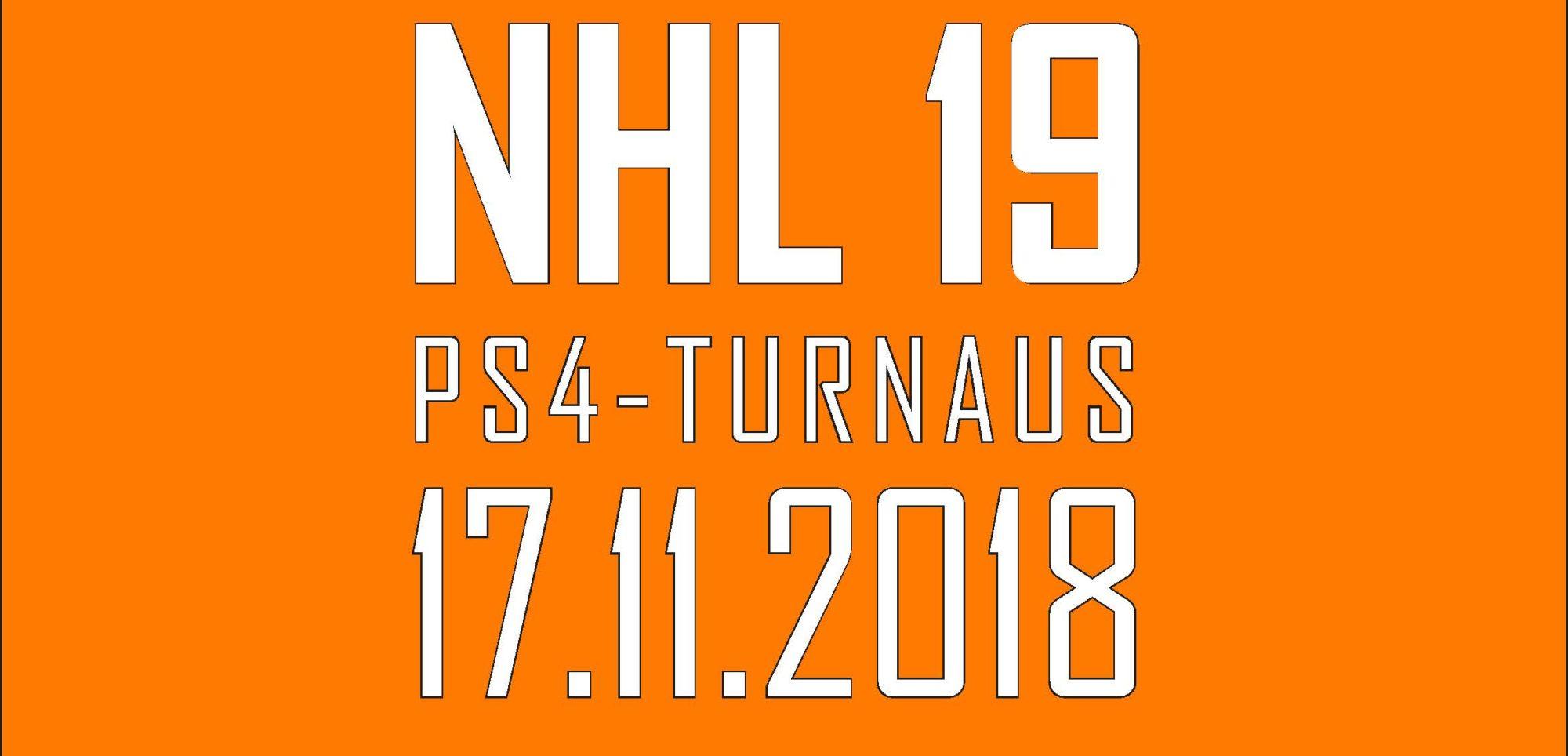NHL19-turnaus
